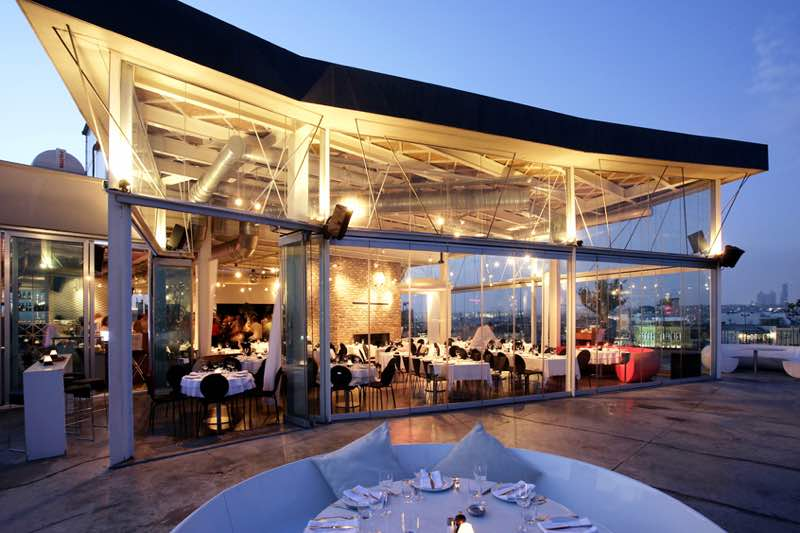 Terrace at 360 Istanbul Restaurant