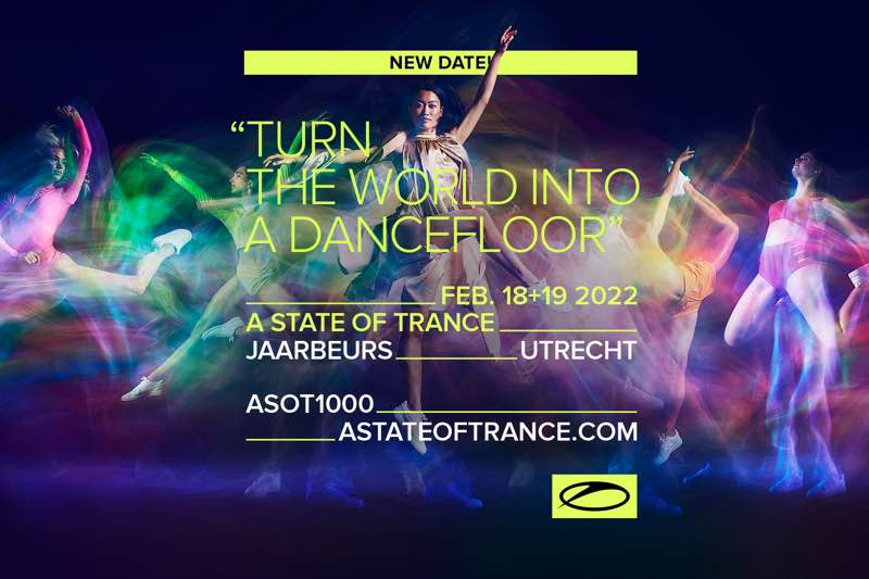 A State of Trance 1000 Utrecht 2022