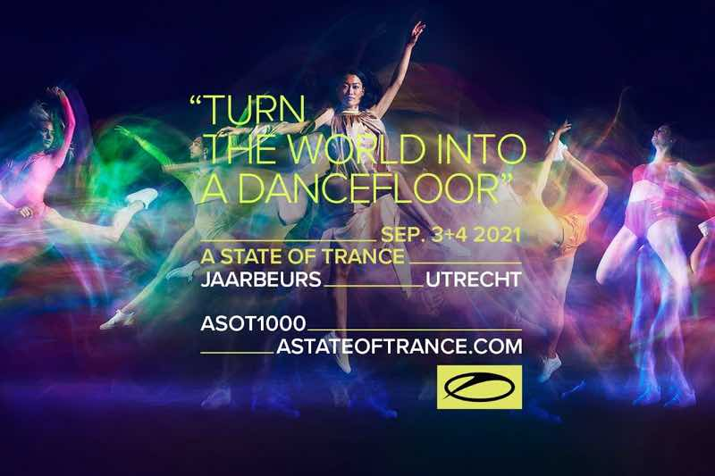 A State of Trance 1000 in Utrecht