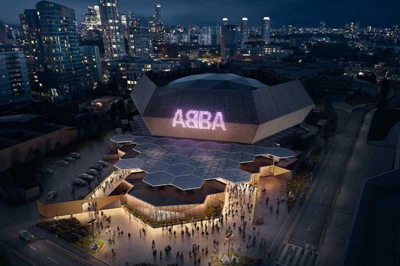 Abba Voyage Arena