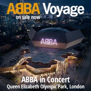 Abba Voyage Concert London