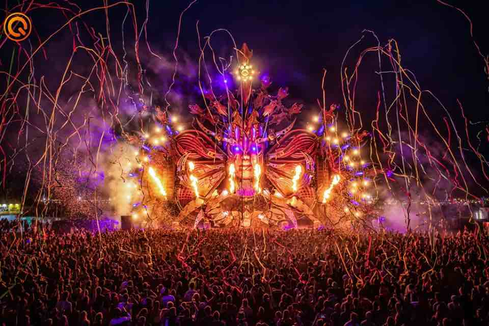 Find Dance Music Festivals