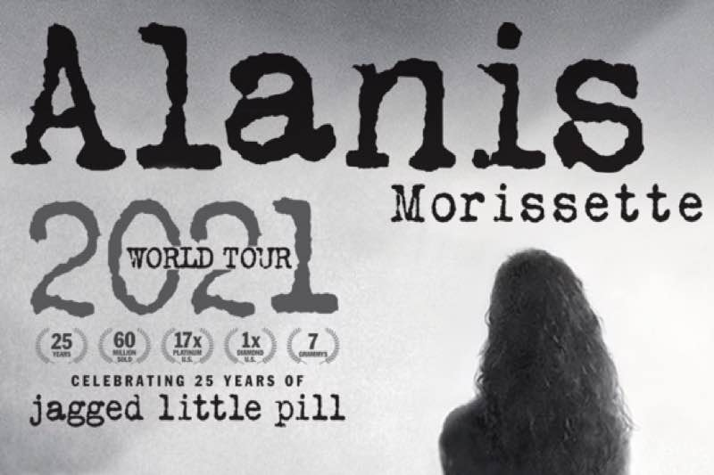 Alanis Morissette World Tour