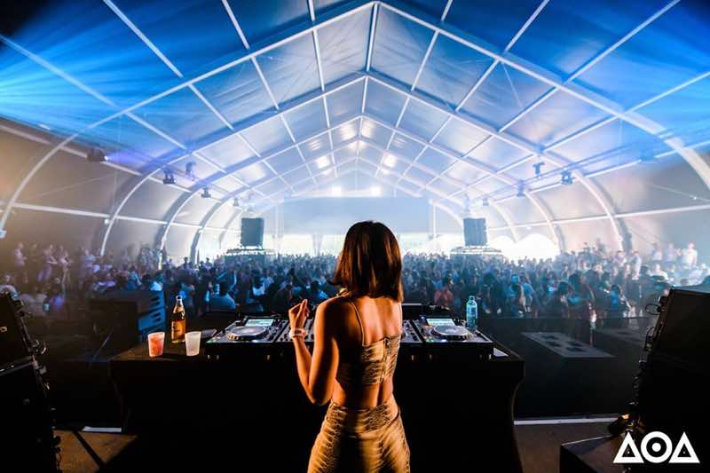 Indoor Stage at Amsterdam Open Air Festival