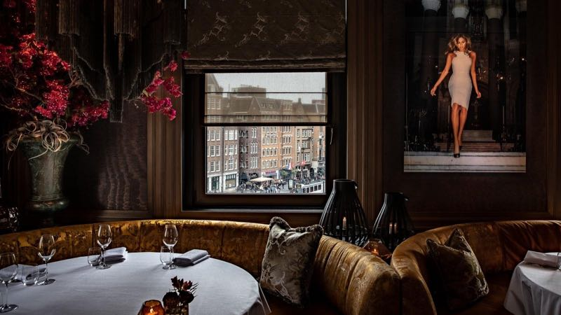 Restaurant Bougainville in Amsterdam Travel Guide