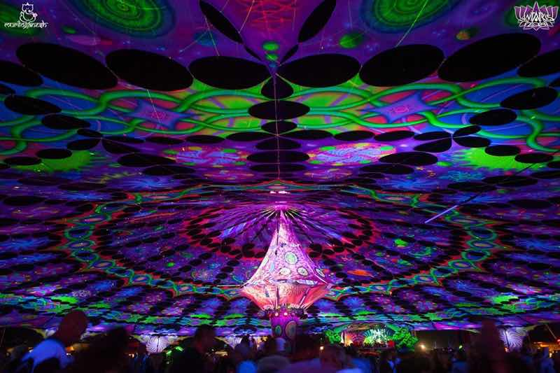 Colours at Antaris Project Festival