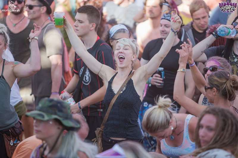 Fans excited at Antaris Project Festival