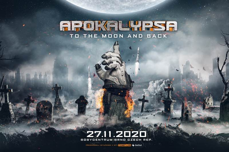 Apokalypsa to the Moon and back