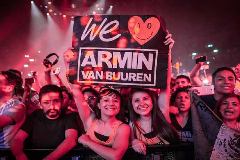 Fans love Armin van Buuren presents this is me