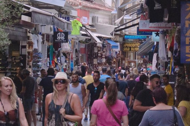 Athens Shopping Tours
