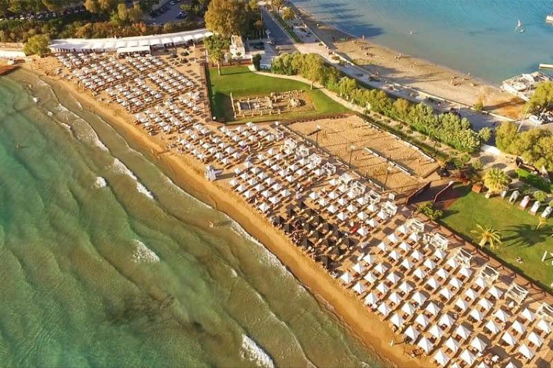 Astir Beach Club in Athens Travel Guide