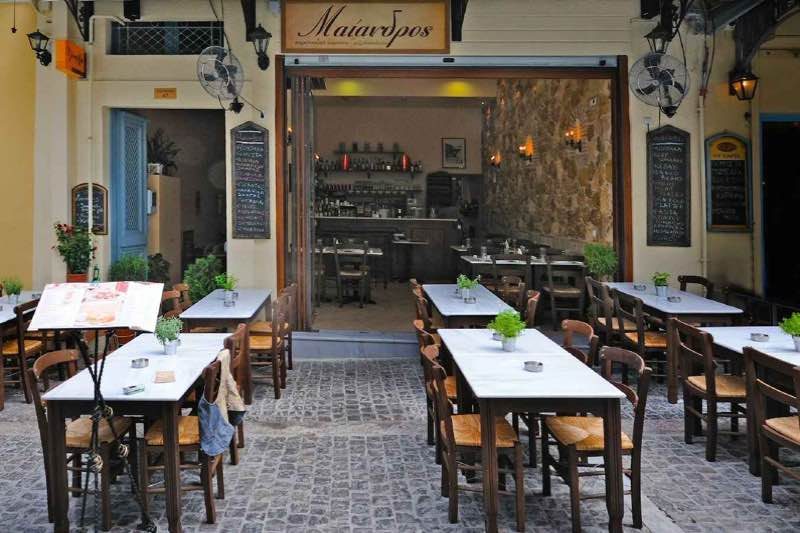 Maiandros Traditional Restaurant in Athens Travel Guide