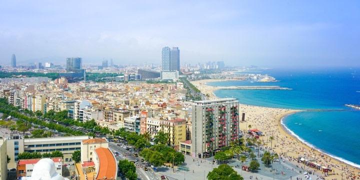 Barcelona best time to visit