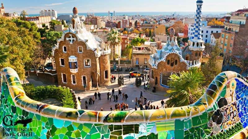Best Family Destinations Barcelona Parc Güell