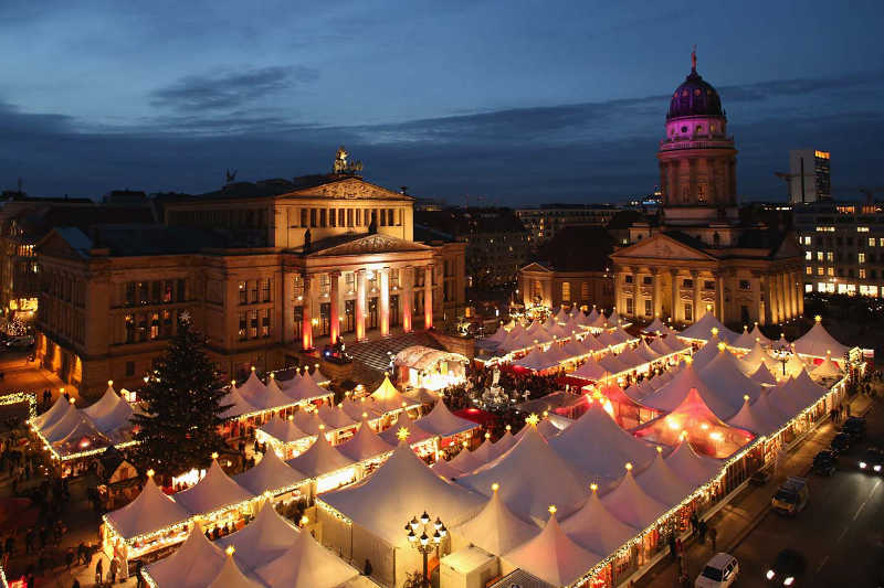 Best Christmas Destinations Berlin Christmas Market