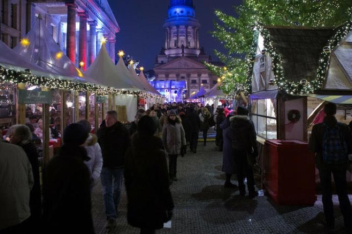 Berlin Christmas Tours