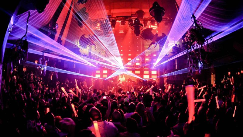 best clubbing destinations berghain club in Berlin