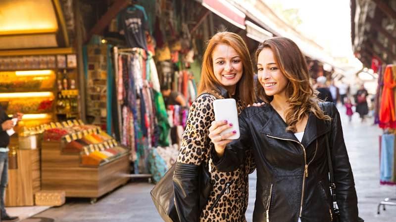 Arasta Bazaar in Istanbul best shopping areas