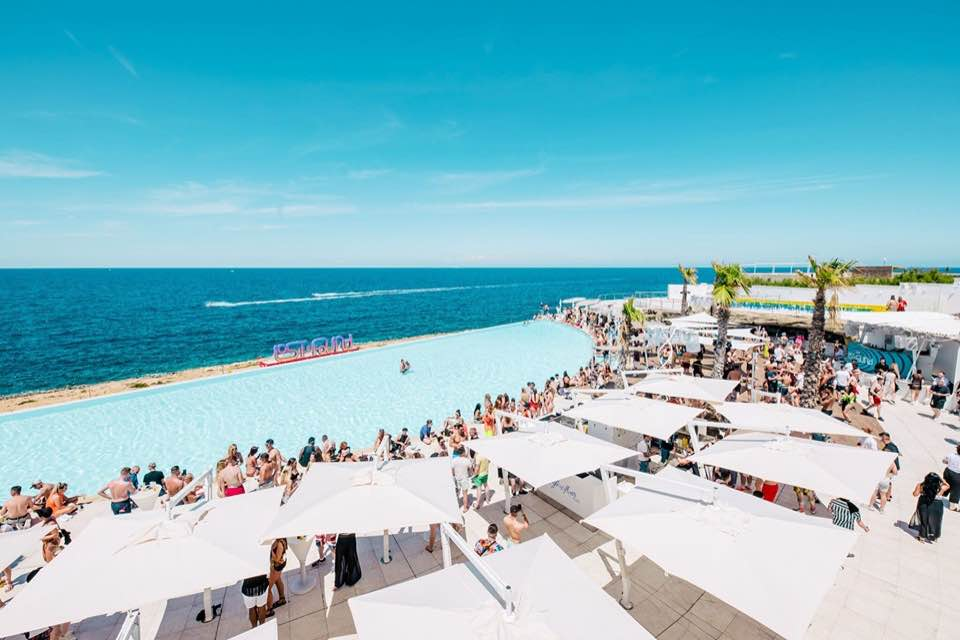 Lost and found best beach party festivals in Europe