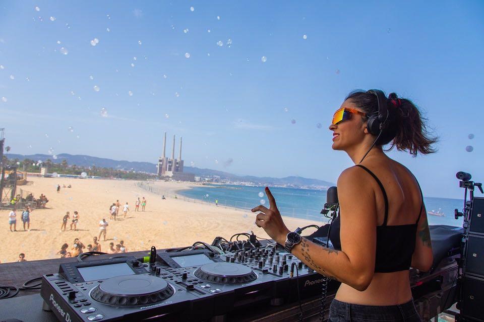 Barcelona Beach Festival beach beach party festivals europe