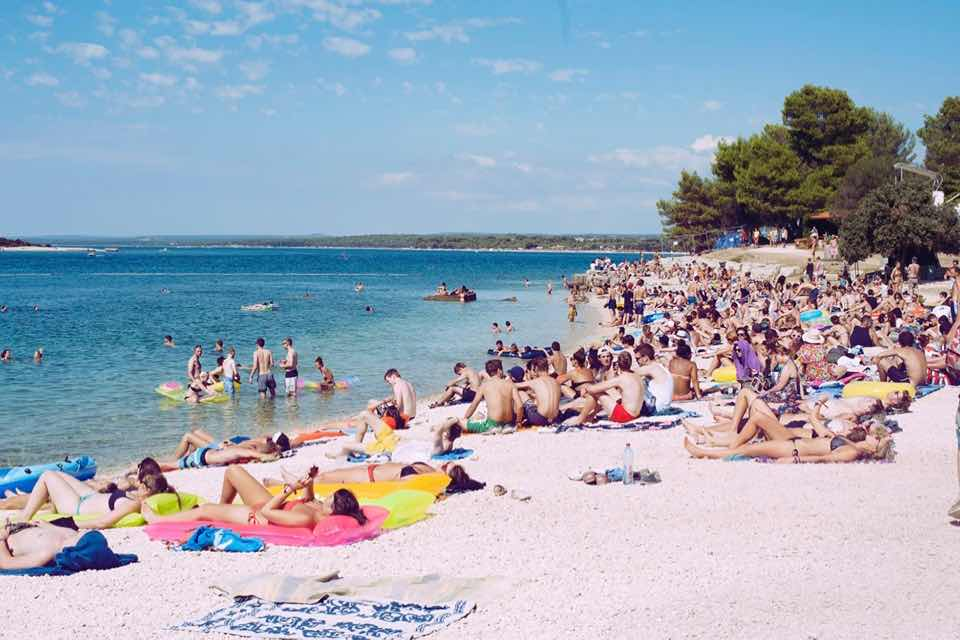 Dimensions Festival best beach party festivals in Europe