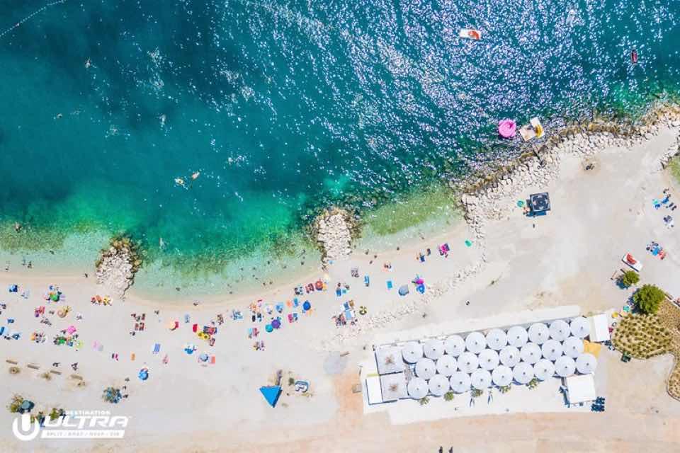 Ultra Europe best beach party festivals