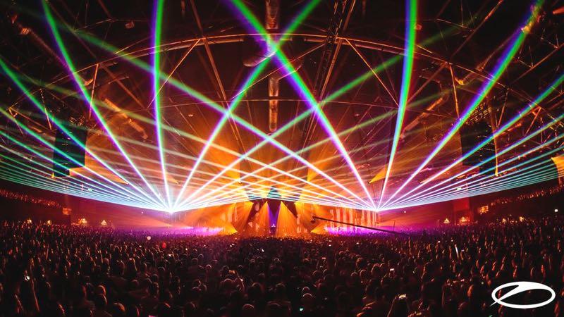 Best clubbing destinations Amsterdam ASOT festival