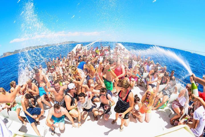 Best Clubbing Destinations Ayia Napa Tours & Activities