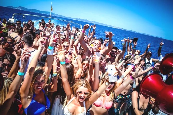 Ibiza boat parties and club entry best clubbing destinations