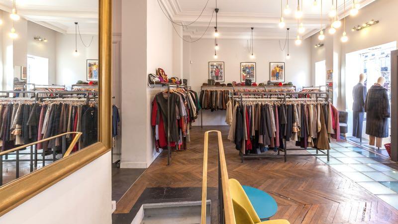 Bis Boutique Solitaire in Le Marais area in Paris best places to shop