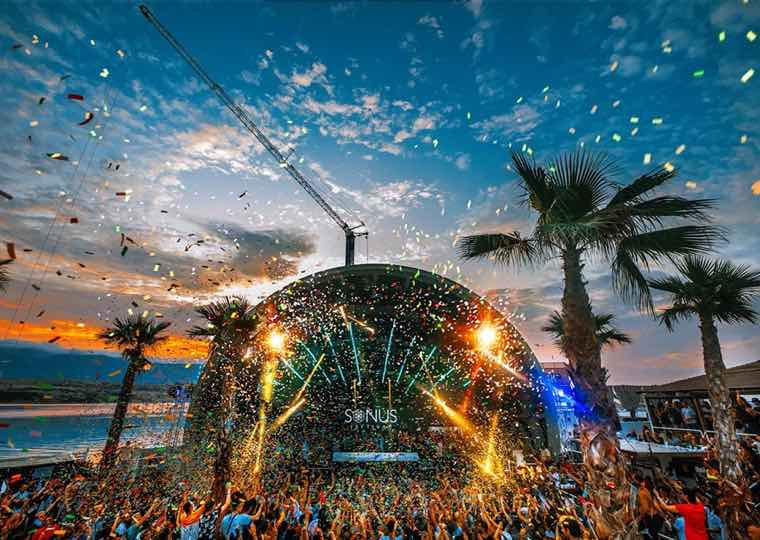 Best Zrce Beach Festivals