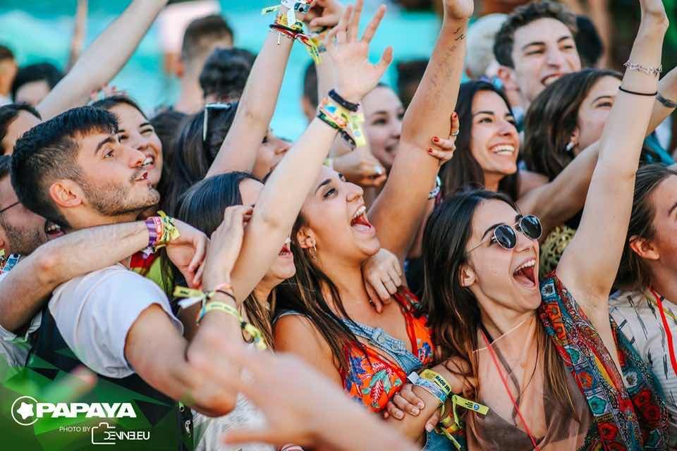 Fans excited at Big Beach Spring Break Festival