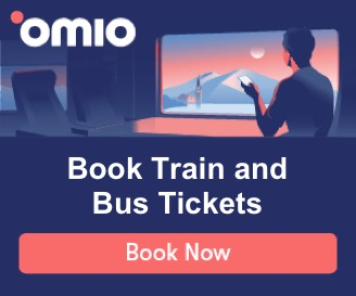 Train and Bus Tickets