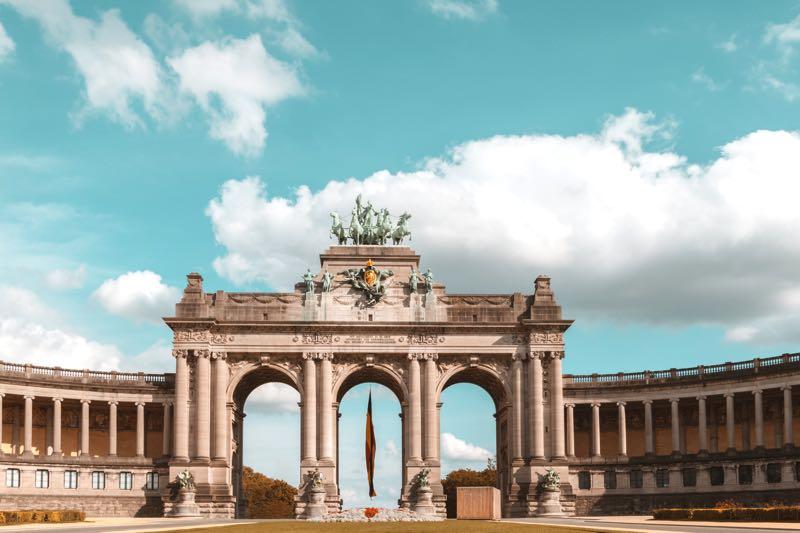 Parc du Cinquantenaire in Brussels Travel Guide