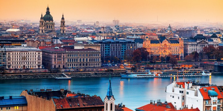 Budapest best time to visit
