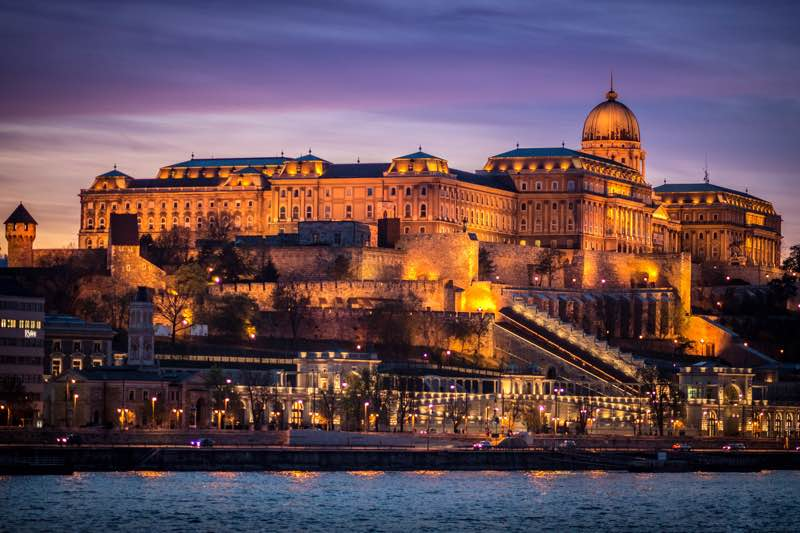 Buda Castle in Budapest Travel Guide