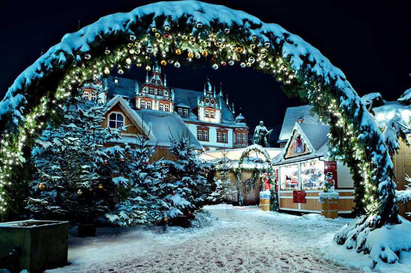 Best Christmas Destinations Copenhagen Christmas Market