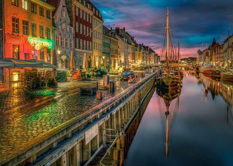 New Port Houses in Copenhagen