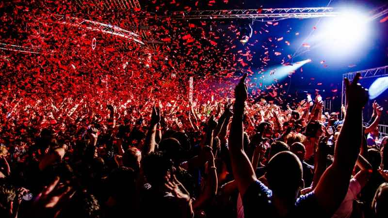 Best Clubbing Destinations Ayia Napa resort in Cyprus
