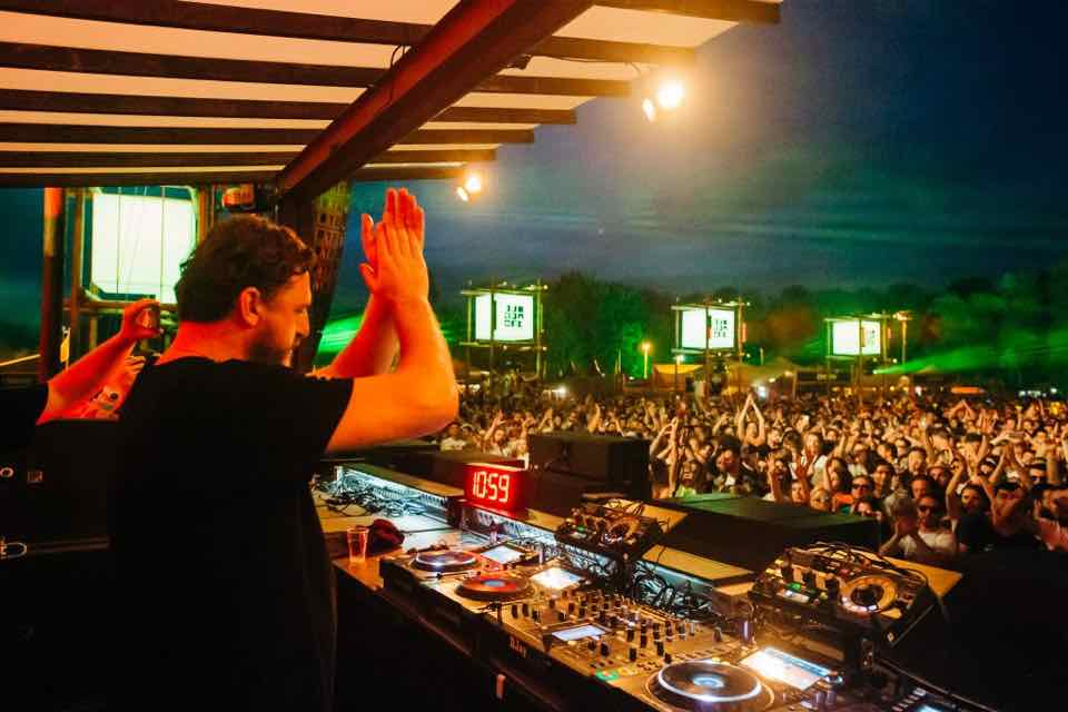 Solomun performing at Diynamic Festival Amsterdam
