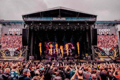 Download Festival 2019 Tickets Lineup | 14 - 16 June | Derby, UK