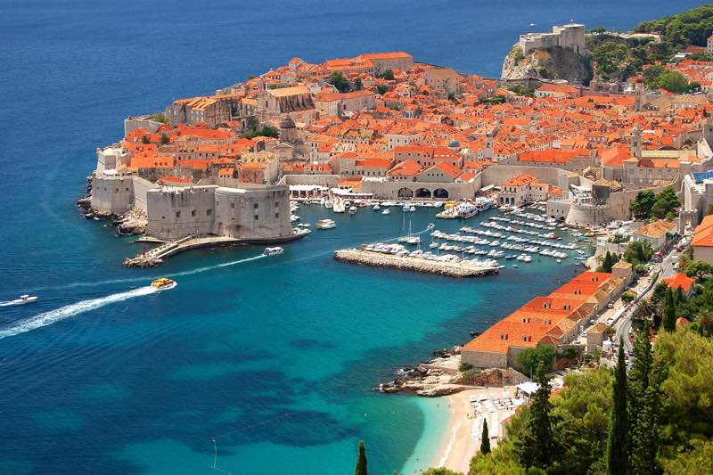 Dubrovnik Travel Guide Old Town