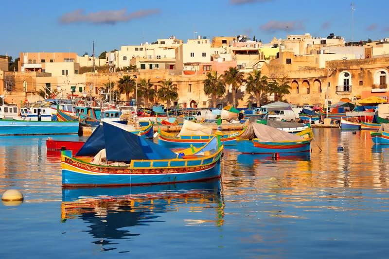 Malta Harbour at Escape 2 the island festival