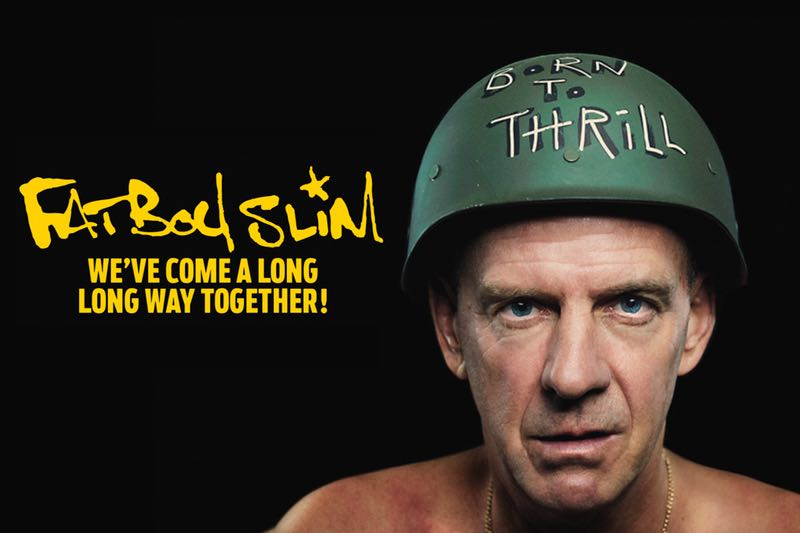 Fatboy Slim Tickets UK Tour