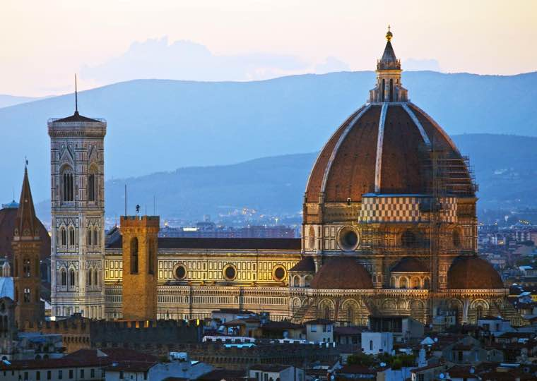 Santa Maria Cathedral in Florence