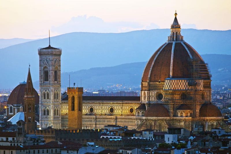 Santa Maria Cathedral in Florence Travel Guide