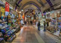 Grand Bazaar shops in Istanbul top places for shopping