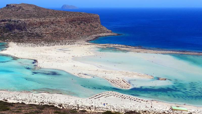 balos in kissamos crete amazing beach destinations