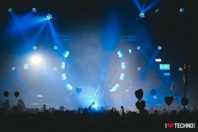 Hearts at I Love Techno Europe