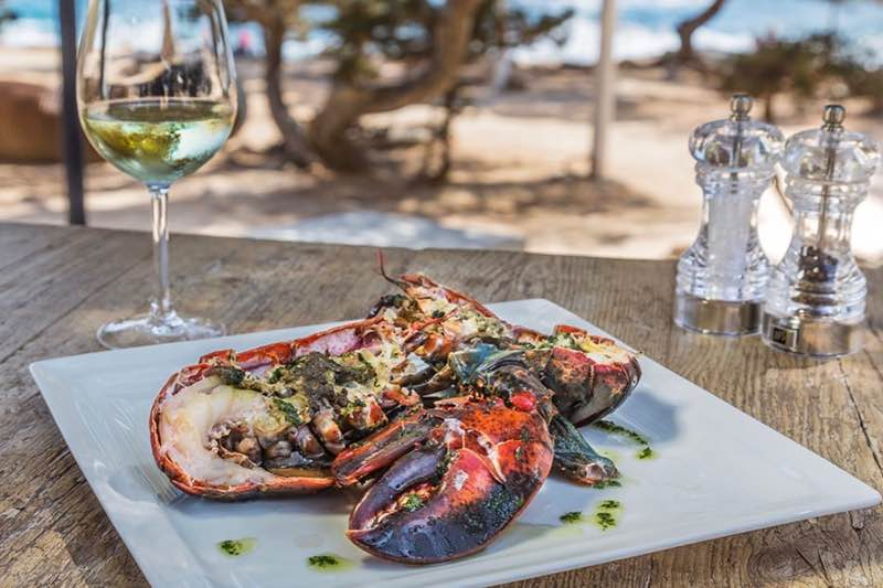 Ses Savines Restaurant in Ibiza Travel Guide